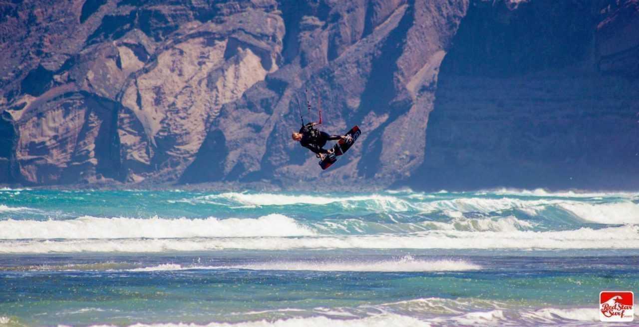 Kite Surfing Lanzarote Redstarsurf