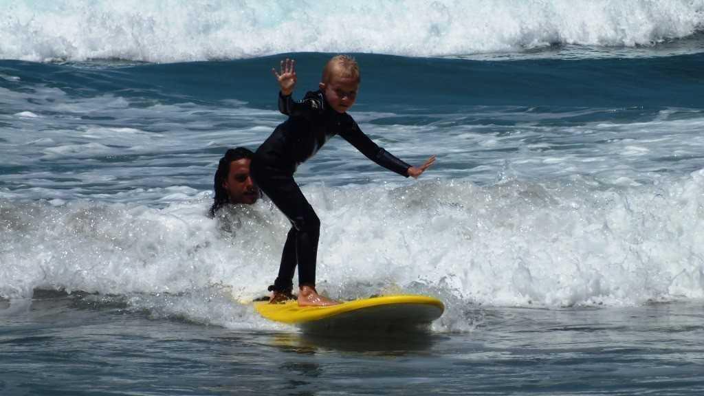 surf niños