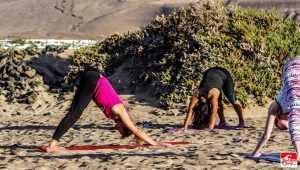Surf Yoga Lanzarote