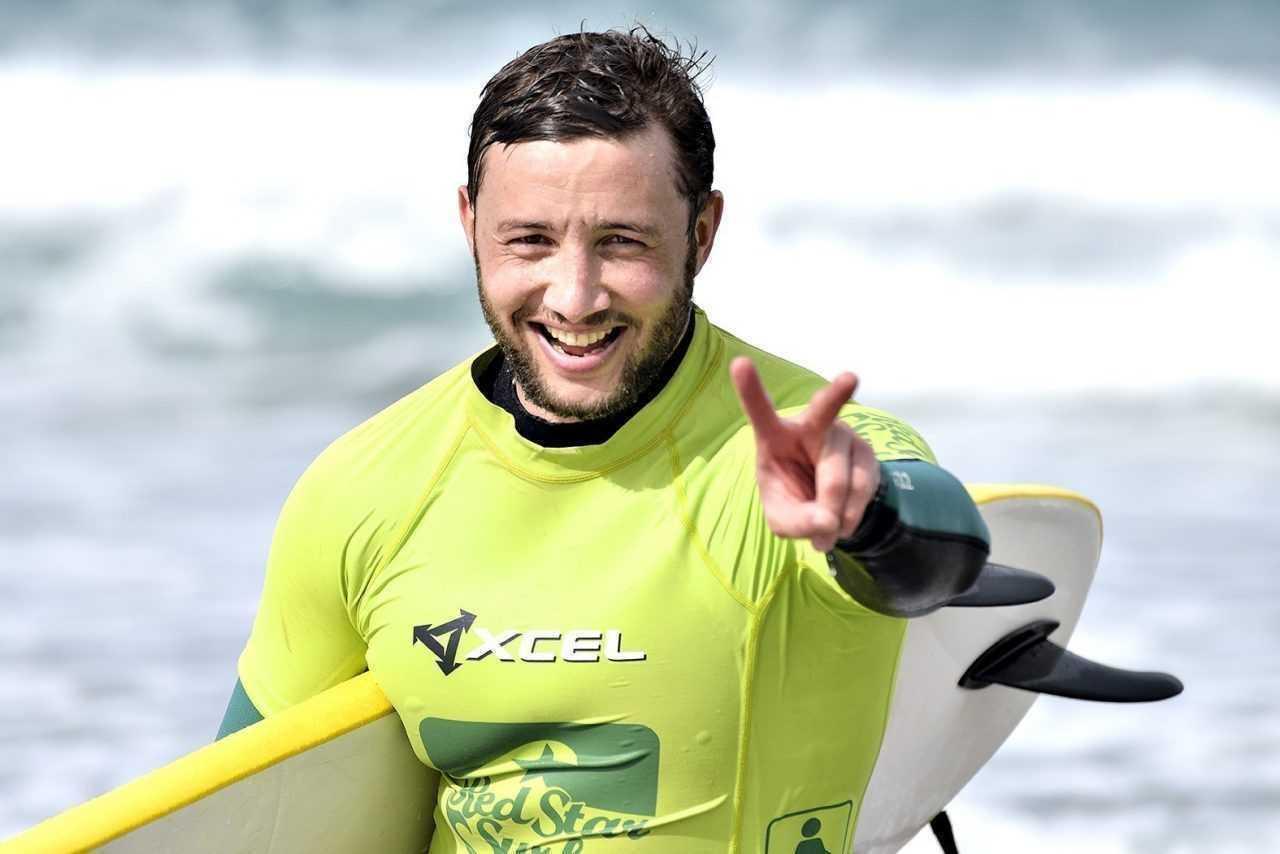Surf Slang Stoked