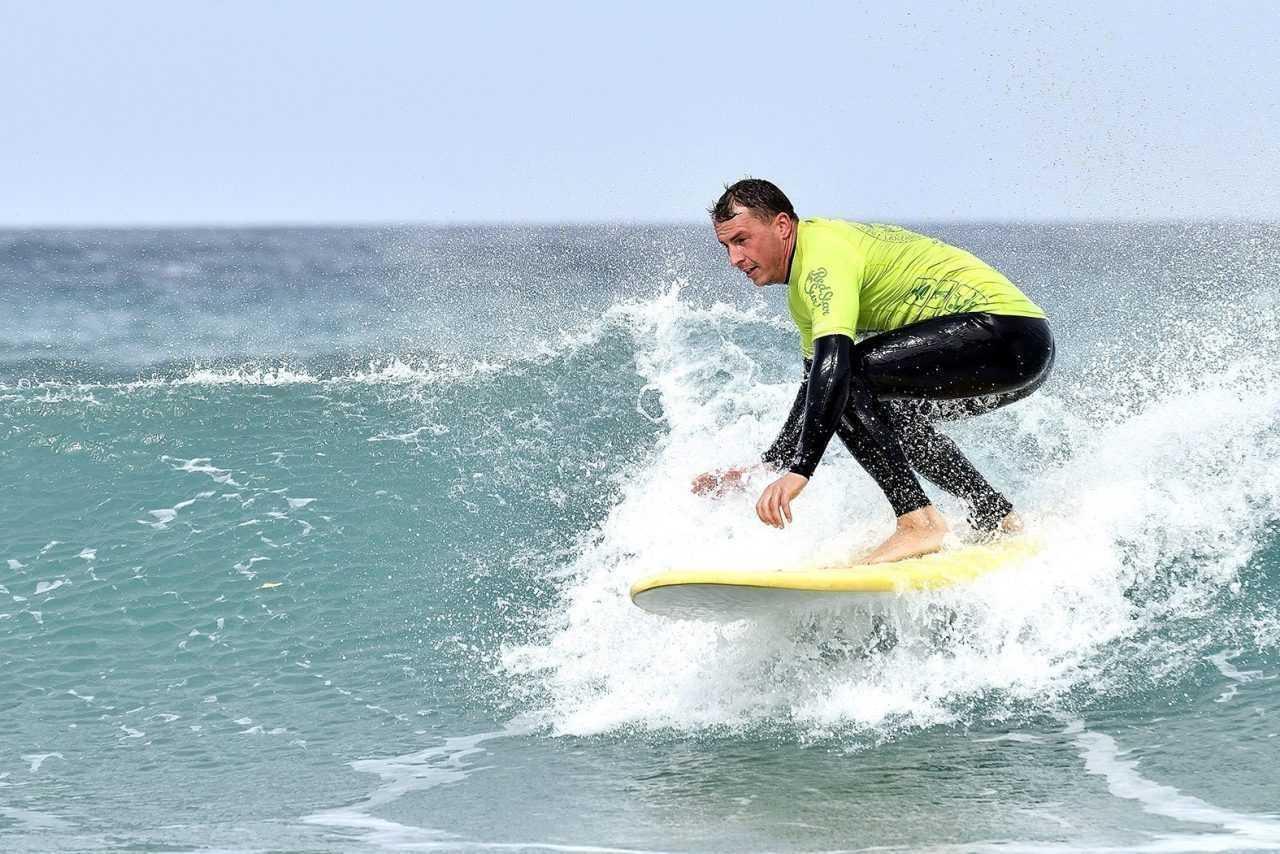 Surfboard Auswahl Softtop für Anfänger und Intermediates