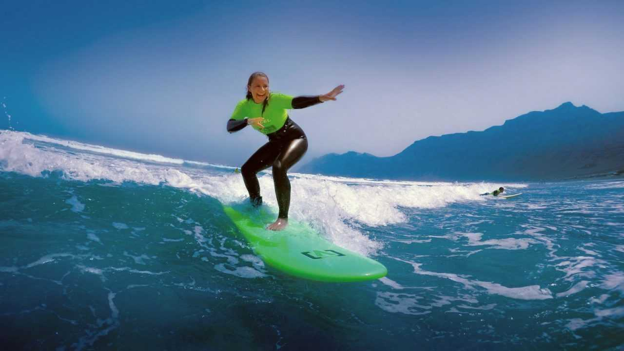 Surfing Terms Slang Red Star Surf Yoga Camp Lanzarote