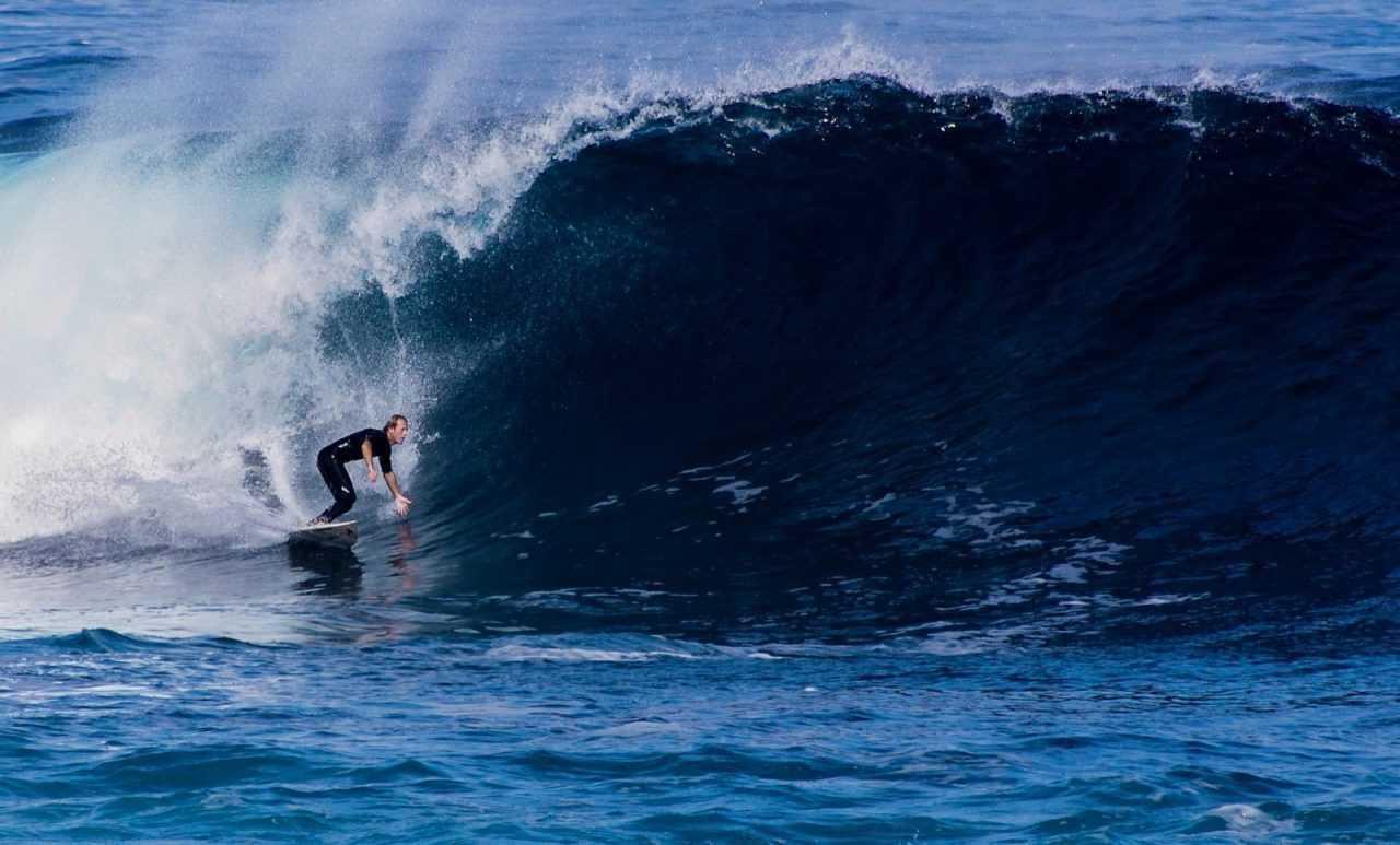 Surf Slang Overhead