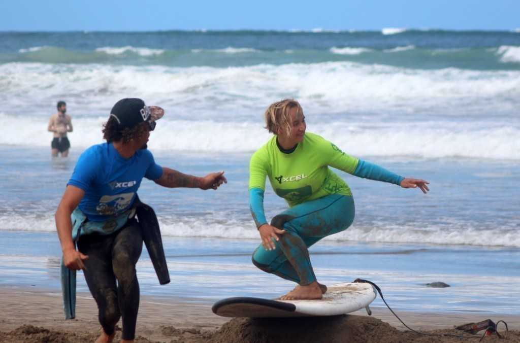Advanced Surf Lessons