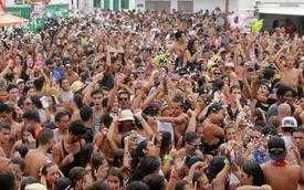 Famara Party surf camp lanzarote