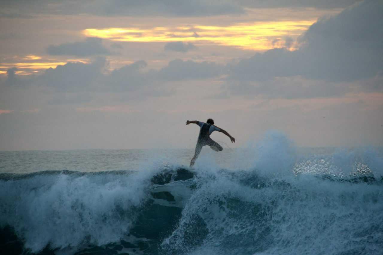 Surf Slang Bailing