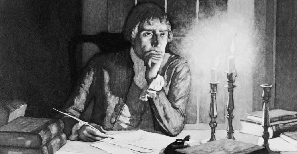 Томас Джефферсон, написавший декларацию независимости США - История серфинга