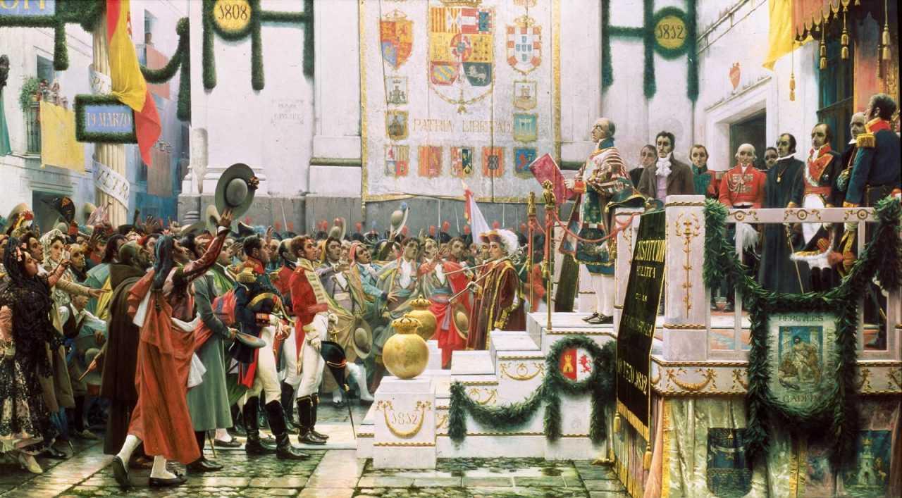 Lanzarote Geschichte Verfassung von Cadiz 1812
