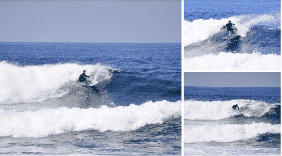 Surf Slang Cutback