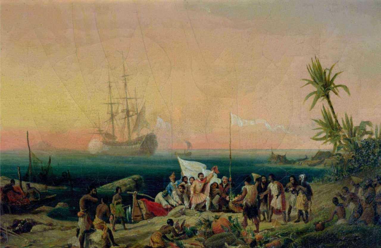 Lanzarote Geschichte Die Entdeckung von Lanzarote in 1402
