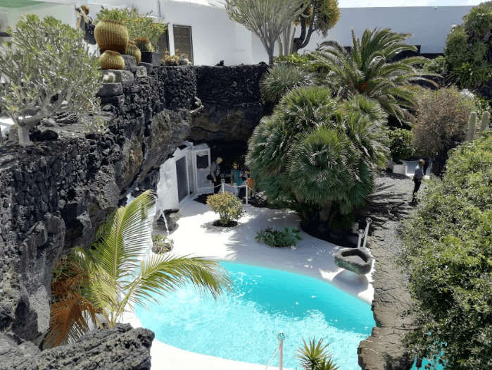 Things to do in Lanzarote Fundacion Cesar Manrique.