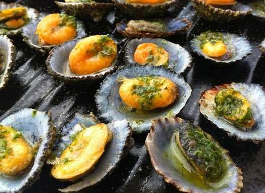 Canarian Limpets - Lapas Canarias. Source : http://www.gastronomia7islas.com