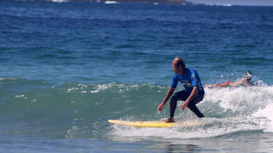 Surf Slang Goofy