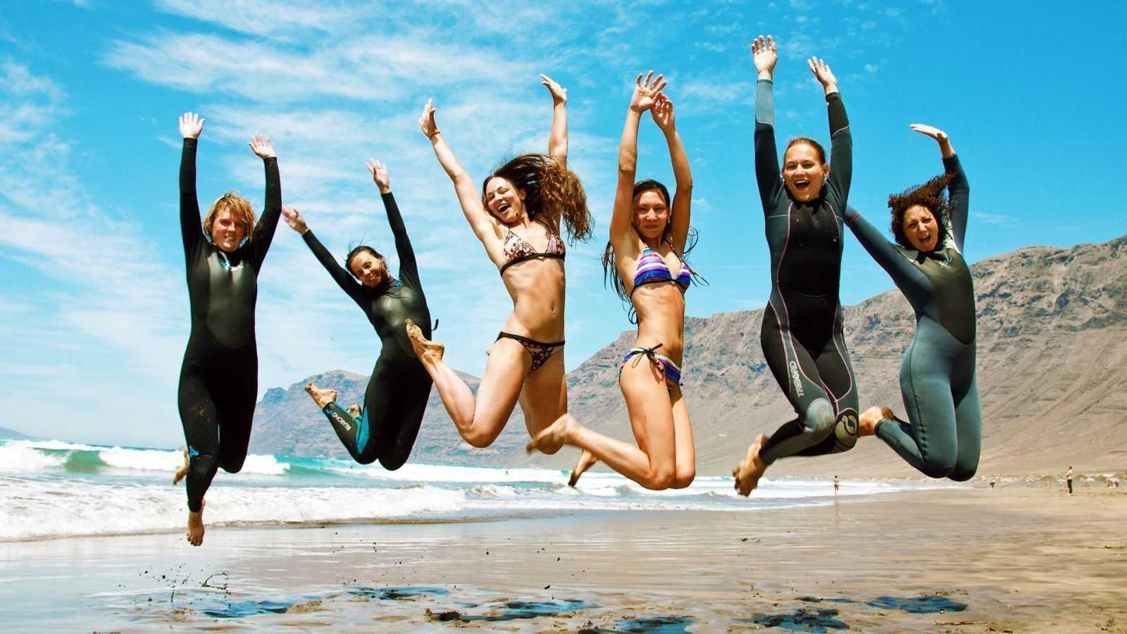 Surfcamp Redstarsurf Lanzarote